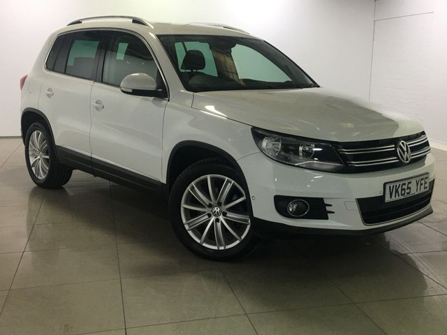 View our 2015 65 VOLKSWAGEN TIGUAN 2.0 MATCH EDITION TDI BMT 5d 148 BHP