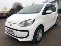 2014 VOLKSWAGEN UP 1.0 MOVE UP 5d 59 BHP £5995.00