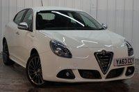 USED 2014 63 ALFA ROMEO GIULIETTA 2.0 JTDM-2 SPORTIVA S/S 5d 140 BHP