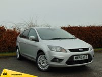 USED 2011 FORD FOCUS 1.6 TITANIUM 5d * 128 POINT AA INSPECTED *