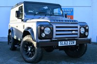 USED 2012 62 LAND ROVER DEFENDER 90 2.2 TD X-TECH Limited Edition Hard Top 122 BHP **ONE OWNER FROM NEW**