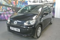 2013 VOLKSWAGEN UP 1.0 MOVE UP BLUEMOTION TECHNOLOGY 3d 59 BHP £4994.00