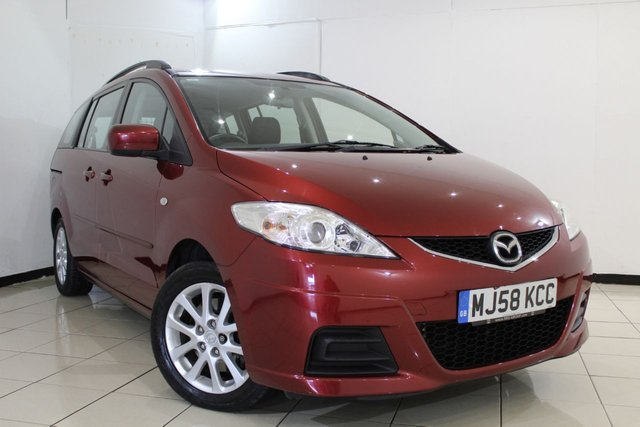 View our 2009 58 MAZDA MAZDA 5 1.8 TS2 5DR 115 BHP