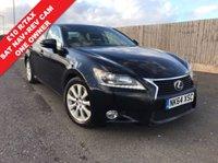 2014 LEXUS GS 2.5 300H SE 4d AUTO 220 BHP £13985.00