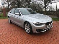 2014 BMW 3 SERIES 2.0 318D SPORT 4d 141 BHP £11990.00
