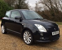 2008 SUZUKI SWIFT SPORT £3160.00