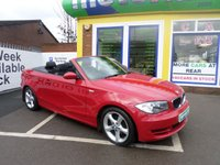 USED 2009 09 BMW 1 SERIES 2.0 118D ES 2d 141 BHP