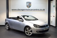 USED 2012 61 VOLKSWAGEN GOLF 1.4 GT TSI 2DR 159 BHP + FULL BLACK LEATHER INTERIOR + EXCELLENT SERVICE HISTORY + HEATED SPORT SEATS + CRUISE CONTROL + HEATED MIRRORS + AUXILIARY PORT + PARKING SENSORS + 17 INCH ALLOY WHEELS +