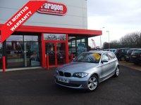 2008 BMW 1 SERIES 2.0 118D SE 5d 141 BHP £5995.00
