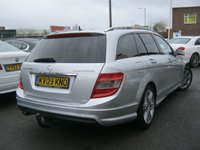 USED 2009 V MERCEDES-BENZ C CLASS 2009 09-Reg Mercedes C200 K Sport Auto Estate,STUNNING COND & SPEC!!!
