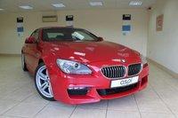 2011 BMW 6 SERIES 3.0 640D M SPORT 2d AUTO 309 BHP COUPE £18750.00