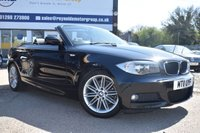 USED 2011 11 BMW 1 SERIES 2.0 118I M SPORT 2d 141 BHP THE CAR FINANCE SPECIALIST