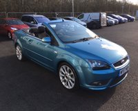 USED 2007 57 FORD FOCUS 2.0 CC2 THIS VEHICLE IS AT SITE 1 - TO VIEW CALL US ON 01903 892224