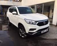 2017 SSANGYONG REXTON 2.2 ULTIMATE 5d AUTO 179 BHP £SOLD