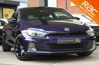 USED 2015 15 VOLKSWAGEN SCIROCCO 1.4 GT TSI BLUEMOTION TECHNOLOGY 2d 123 BHP