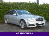 USED 2013 13 MERCEDES-BENZ C CLASS 2.1 C220 CDI BLUEEFFICIENCY EXECUTIVE SE 5d AUTO 168 BHP
