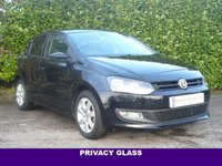 USED 2012 62 VOLKSWAGEN POLO 1.2 MATCH 5d 60 BHP