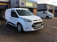 2014 FORD TRANSIT CONNECT 1.6 200 TREND P/V 1d 94 BHP £7000.00