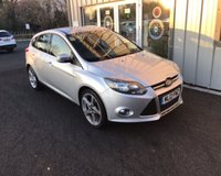 USED 2012 12 FORD FOCUS 1.6 TITANIUM 5d 124 BHP THIS VEHICLE IS AT SITE 1 - TO VIEW CALL US ON 01903 892224