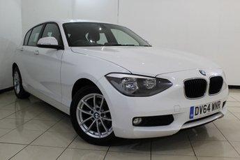 2014 BMW 1 SERIES}