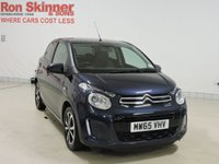 USED 2015 65 CITROEN C1 1.0 FLAIR S/S 5d 68 BHP