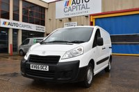 USED 2015 65 PEUGEOT EXPERT 1.6 HDI 1000 L1H1 PROFESSIONAL 6d 90 BHP A/C POWER WINDOWS, MIRRORS ONE OWNER FROM NEW