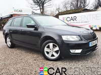 2014 SKODA OCTAVIA 1.6 SE BUSINESS TDI CR 5d 103 BHP £7995.00