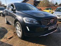USED 2014 64 VOLVO XC60 2.4 D4 SE LUX AWD 5dr AUTO 178 BHP 1 Owner, Full Volvo History, Cambelt changed.
