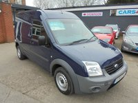 2011 FORD TRANSIT CONNECT 1.8 T230 HR TDCI 110 5d £4290.00
