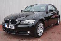 2011 BMW 3 SERIES 2.0 320D EFFICIENTDYNAMICS 4d 161 BHP £6995.00