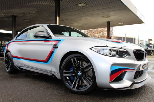 BMW 2 SERIES at Derby Trade Cars