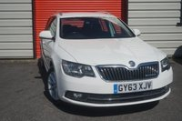 USED 2014 63 SKODA SUPERB 1.6 SE GREENLINE III TDI CR 5d 104 BHP