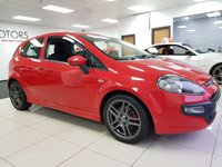 2010 FIAT PUNTO EVO 1.4 MULTIAIR SPORTING 3d 135 BHP £3650.00