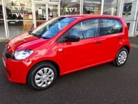 2013 SKODA CITIGO 1.0 S 12V 5DR HATCHBACK 59 BHP £SOLD