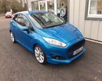USED 2015 65 FORD FIESTA 1.0 ZETEC S ECOBOOST (125ps) 3d THIS VEHICLE IS AT SITE 1 - TO VIEW CALL US ON 01903 892224