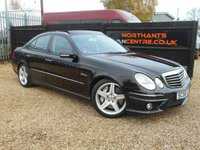 USED 2007 56 MERCEDES-BENZ E CLASS 6.2 E63 AMG 4d AUTO 515 BHP *OUTSTANDING*
