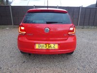 USED 2013 13 VOLKSWAGEN POLO 1.4 MATCH 3dr Air Con, Low Miles, 1 Owner