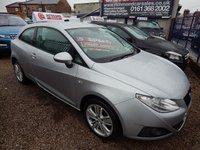 2009 SEAT IBIZA 1.4 SE 3d 85 BHP £3495.00