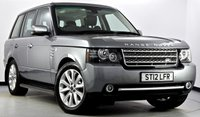 USED 2012 12 LAND ROVER RANGE ROVER 4.4 TD V8 Westminster 4x4 5dr Auto [8] Dual View TV, Hot/Cold Seats +