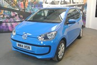 2014 VOLKSWAGEN UP 1.0 MOVE UP 3d 59 BHP £5294.00
