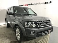 2014 LAND ROVER DISCOVERY 3.0 SDV6 COMMERCIAL XS 1d AUTO 255 BHP £21995.00