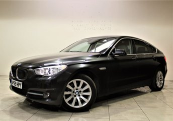 2010 BMW 5 SERIES 3.0 530D SE GRAN TURISMO 5d AUTO 242 BHP £12985.00
