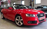 USED 2011 60 AUDI A5 2.0 TFSI S LINE 2d 208 BHP