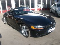 USED 2005 55 BMW Z4 2.0 Z4 SE ROADSTER 2d 148 BHP