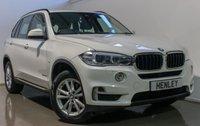 USED 2014 14 BMW X5 2.0 XDRIVE25D SE 5d AUTO 215 BHP