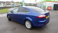 USED 2013 63 FORD MONDEO 2.0 ZETEC BUSINESS EDITION TDCI 5d 138 BHP TOUCH SCREEN MONITOR!! SATELLITE NAVIGATION!! BLUETOOTH!! TRAFFICMASTER!!
