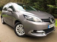 2014 RENAULT SCENIC 1.5 DYNAMIQUE TOMTOM ENERGY DCI S/S 5d 110 BHP £SOLD