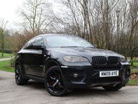USED 2009 09 BMW X6 3.0 XDRIVE35D 4d AUTO 282 BHP FULL HEATED LEATHER INTERIOR WITH MEMORY SEATS