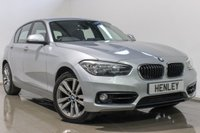 USED 2015 65 BMW 1 SERIES 2.0 118D SPORT 5d 147 BHP