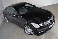 2012 MERCEDES-BENZ E CLASS 2.1 E250 CDI BLUEEFFICIENCY S/S SPORT 2d AUTO 204 BHP £12800.00